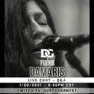 Episode 12 - Damaris