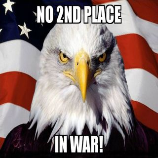 No 2nd Place In War
