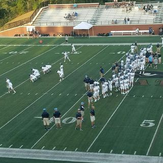 Chapin At River Bluff Game 1 8/18/17