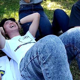 """#roma Villaggio per la Terra: """"Moci"""" tocca fa' gli addominali"""