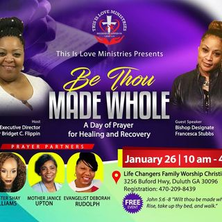 Healing And Restoration Service