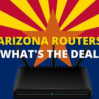 LIVE NOW! #ARIZONA routers? What's The Real Deal?