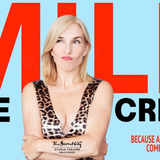 MILF COMIC ANNE MARIE SCHEFFLER - ABSOLUTELY HILARIOUS CANADIAN COMEDY STAR
