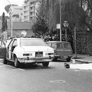 """Strage di via Fani 43 anni dopo, il figlio dell'autista di Aldo Moro: """"Cossiga disse a mia madre 'li ho uccisi io'"""