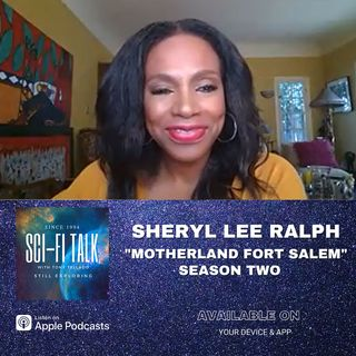 Sheryl Lee Ralph Motherland Fort Salem Season Two