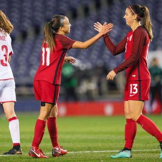 Soccer 2 the MAX:  USWNT Blowout Denmark, NWSL Draft Analysis