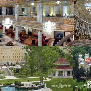 Ep. 337 - French Lick and West Baden Springs Resorts