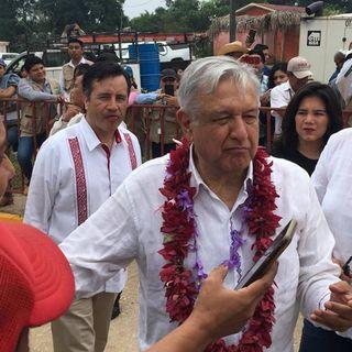 En Veracruz, AMLO reitera que no buscará reelegirse