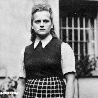 Bella Bestia de Auschwitz La escalofriante historia de Irma Grese