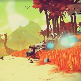 #33 E3 2014 Highlights inc. No Man's Sky