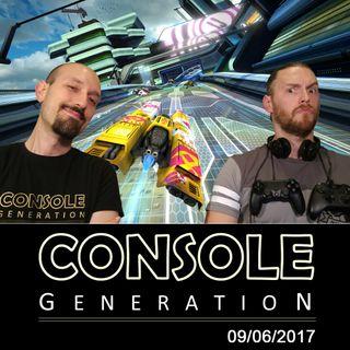 WipEout Omega Collection, RiME, Forza Horizon 3 HotWeels DLC e altro! - CG Live 09/06/2017