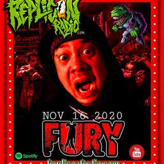FURY 11/16/20 Replicon Radio