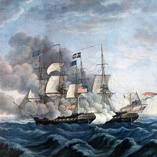 HistoCast 30 - Guerra angloamericana de 1812