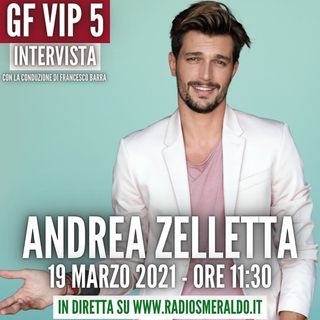 Andrea Zelletta | Intervista