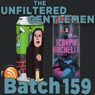 Batch159: Mikkeller Brewing's Oh, Hi Murk & Toppling Goliath's Scorpius Morcella