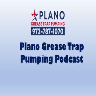 Plano Grease Trap Pumping