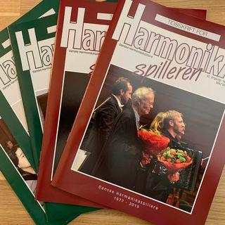 Episode 3 - Danske Harmonikaspillere & Kaj Bertelsen