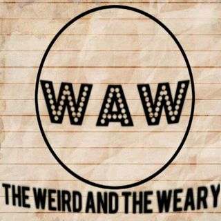 The Weird and the Weary Episode 35: Burial, Kode9, the Spaceape and the Drill Response