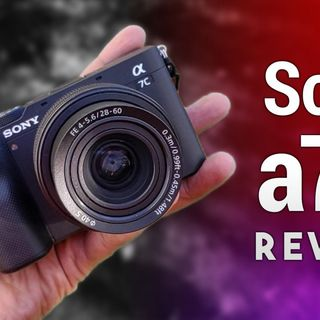 Hands-On Tech: Sony a7C Review