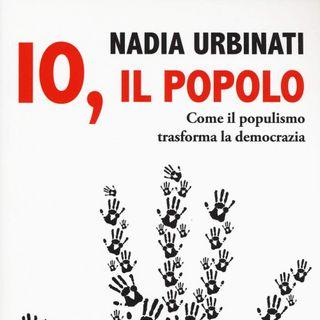 """Nadia Urbinati """"Io, il popolo"""""""