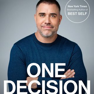 Mike Bayer Releases The Book One Decision
