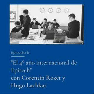 El 4º año internacional en Epitech