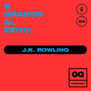 #4: J. K. Rowling