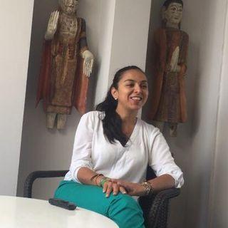 Lina Arango candidata partido verde gobernación Risaralda