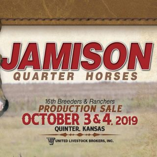 Gordon Jamison - Kansas Hereford and Quarter Horse Ranch