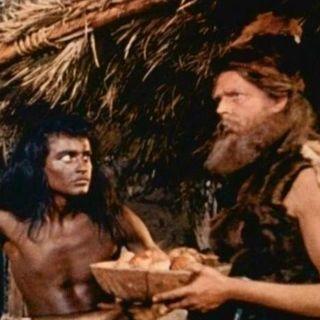 Season 4:  Episode 166 - CLASSIC NOVEL:  Robinson Crusoe/Robinson Crusoe (1954)