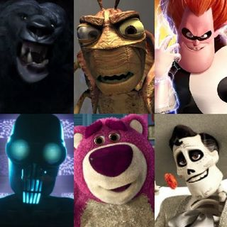 Everyone Love a Bad Guy: Pixar (Re-Air from 12/20/13)