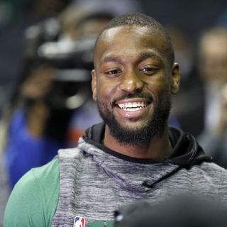 Kemba Goes Home