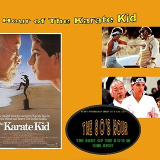 A Karate Kid Special