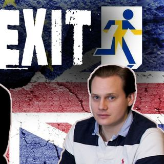 Swexit och Brexit med Erik Berglund | Anton och Jonas