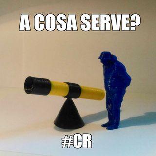 #cr Ma che è? Come funziona?
