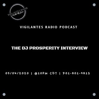 The DJ Prosperity Interview.