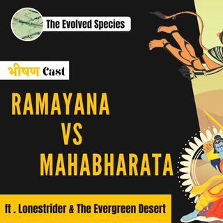भीषण Cast Episode 4: Battle of the Epics | Ramayana vs Mahabharata