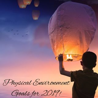 Physical Environment: Goals for 2019!