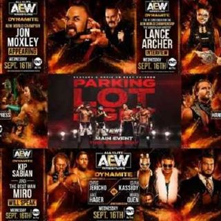 Episode #34: Wrestling News, AEW Dynamite 9-16-2020 Review