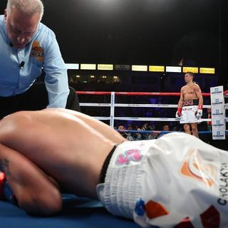 RINGSIDE BOXING SHOW Why walking away is tougher than losing .. plus GGG & Bellew fight analysis