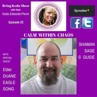 Being Keda Show - Episode #23 – Calm Within Chaos – From Biker Gangs to Enlightenment