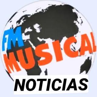 Noticias FM Musical 14hrs - 14/05/2020