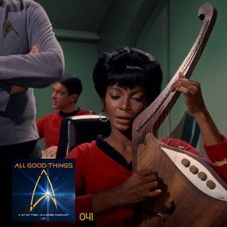 AGT: 041: Songs in Star Trek