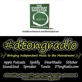 #NewMusicFriday on #dtongradio - Powered by JamesBeamCapital.com
