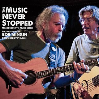 Bob Minkin The Music Never Stopped