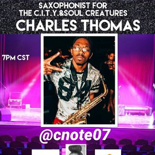 THE TOUR: SPECIAL GUEST CHARLES THOMAS