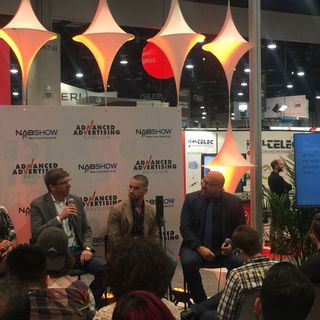 Live From The NABSHOW 2017: Advancing the Ad Creative and Seducing your Audience with the Power of Touch