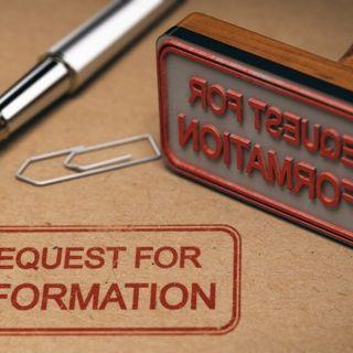 RFI - Solicitação de Informação ao Fornecedor