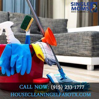 House Cleaning El Paso TX | Maid Service El Paso | Single Moms