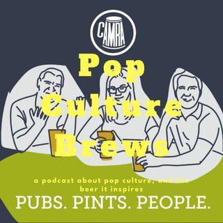 CAMRA Pints. Pubs. People.  special: Pop Culture Brews